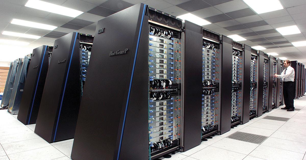 Supercalculateur Linux