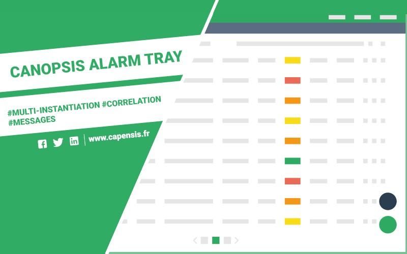 Alarm Tray V3
