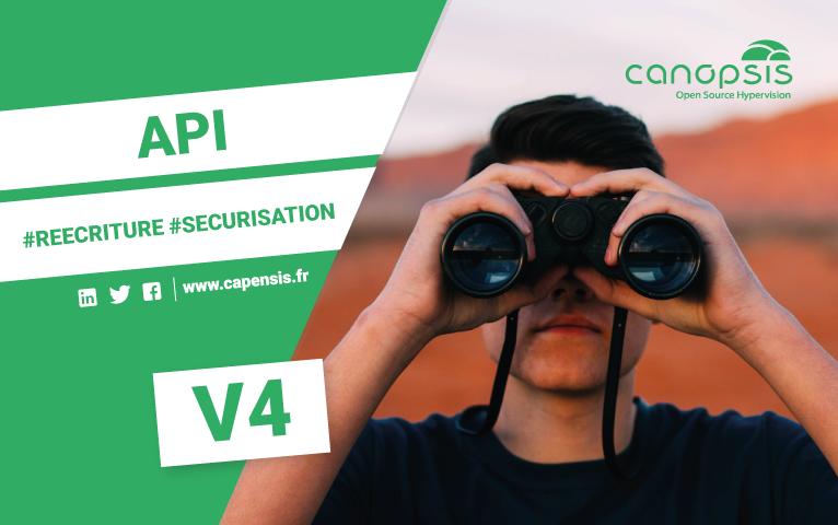 Réécriture et sécurisatopn des API - V4