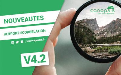 Thumbnail Canopsis V4.2 nouveautés
