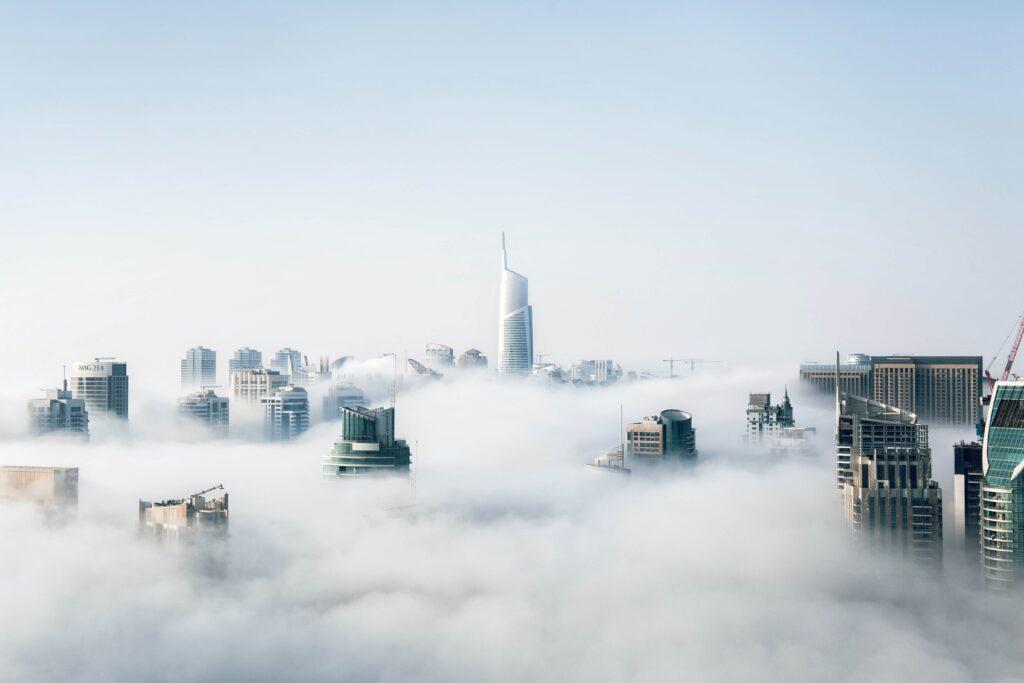 Article différents types de cloud privé cloud publique cloud hybride
